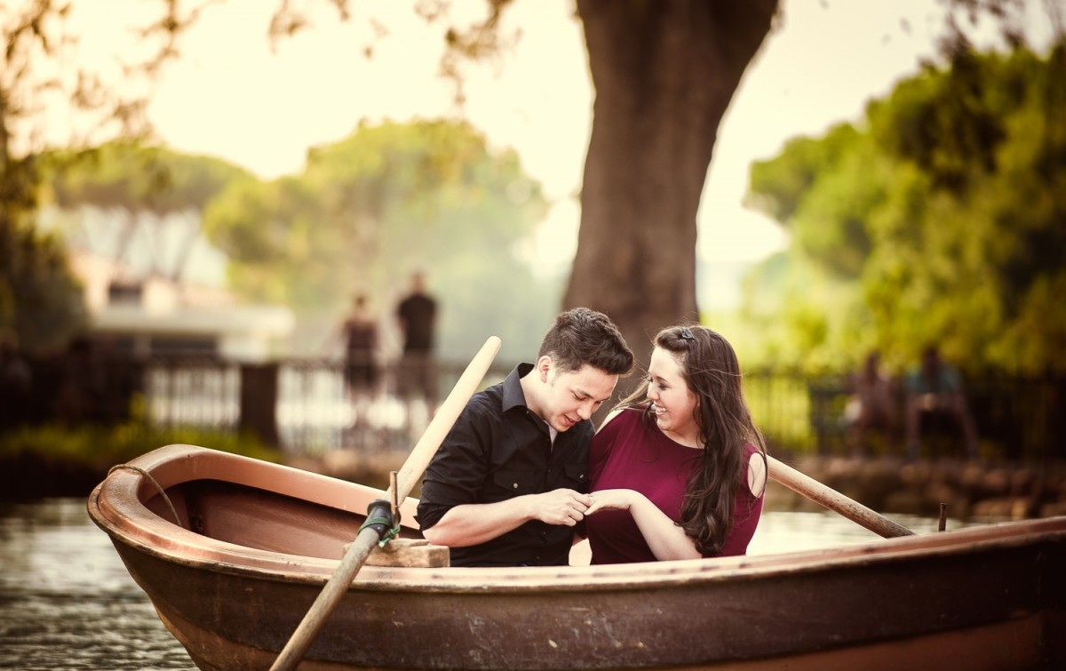 Roma Passionate Proposal Package