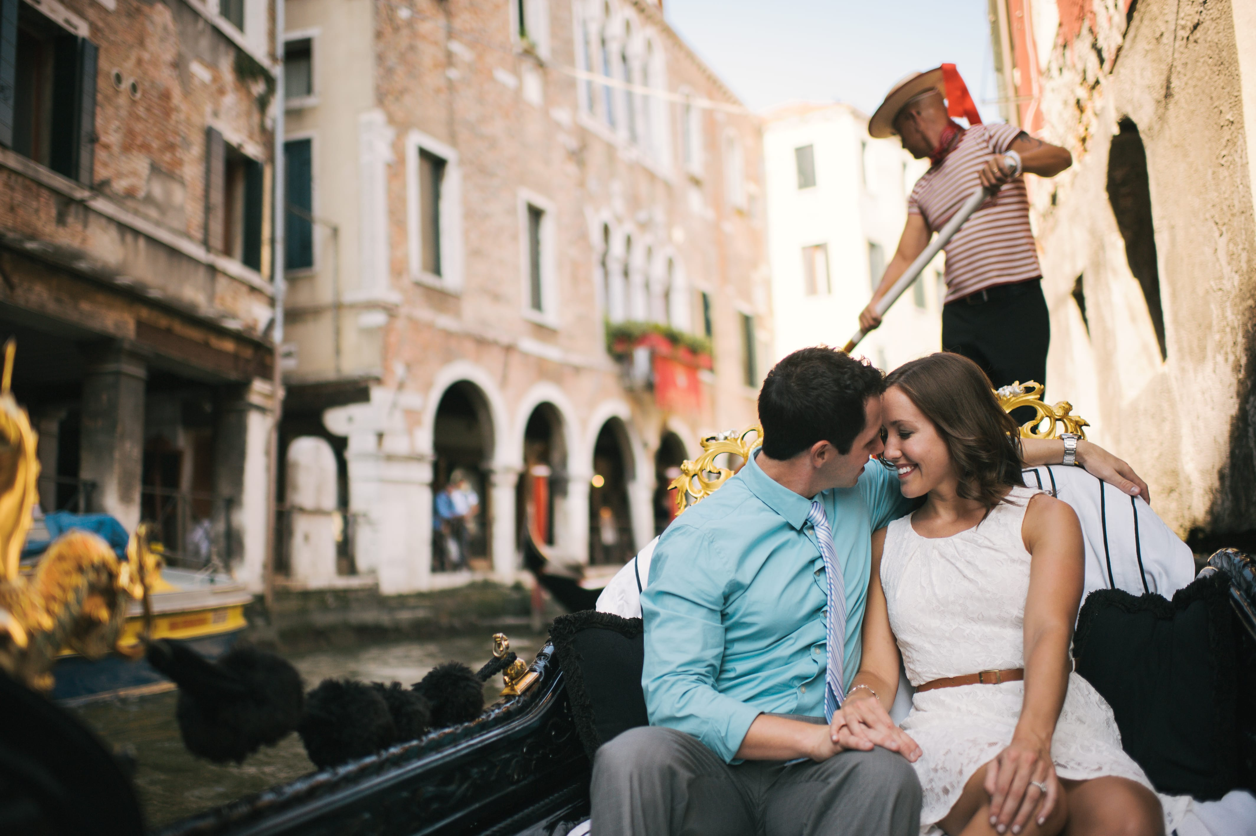 Venice Proposal Romance Package